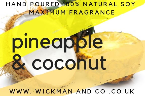 Pineapple & Coconut Soy Wax Melt